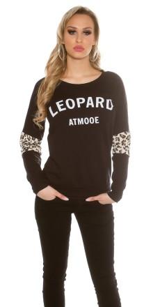 MAGLIONE LEOPARD